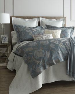 "SFERRA ""Peacock Jacquard"" Bed Linens"