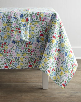 "Paule Marrot Editions ""Beatrice"" Table Linens"