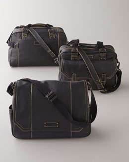 Andrew Marc Retro Calf Luggage