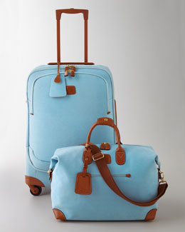 "Bric's Pastel ""Life"" Luggage Collection"