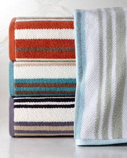 """Oxford Stripe"" Towels"