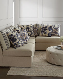 "Massoud ""Milana"" Sectional Sofa"