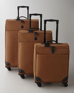 Bric's Caramello Luggage Collection