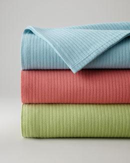 "SFERRA ""Grant"" Blankets"