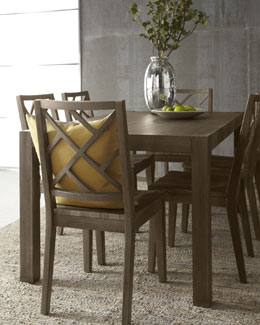"""Karington"" Ash Dining Furniture"