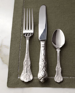 "46-Piece ""Queens"" Flatware Service"
