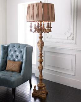 Candelabrum Floor Lamp