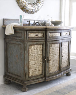 "Ambella ""Salina"" Sink Chest"