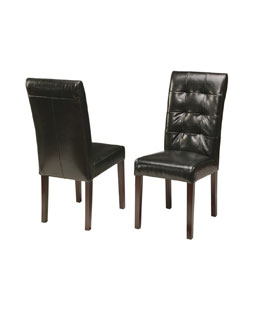 "Two ""Chuck"" Dining Chairs"