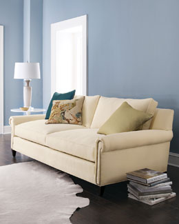 "Old Hickory Tannery ""Ellsworth"" Sofa"