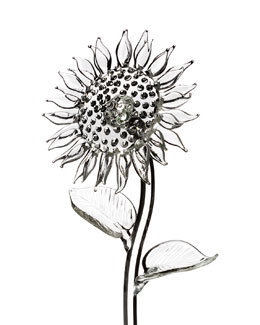 Waterford Glass Sunflower