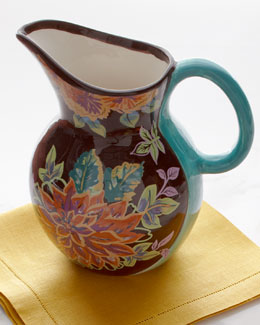 "Tracy Porter ""Vivre"" Pitcher"
