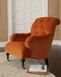 "Key City Furniture ""Clementine"" Chair"