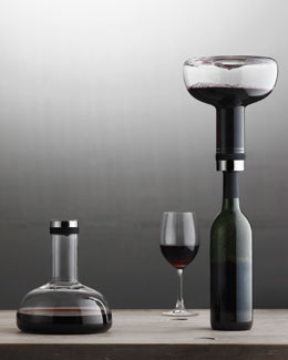 Menu Winebreather Carafe