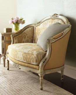 "Massoud ""Milly"" Settee"