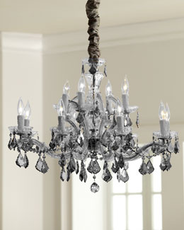 """Chantal"" Crystal Chandelier"