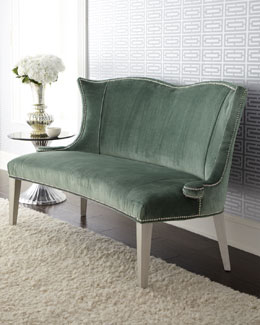 "Jeff Zimmerman Collection by Key City ""Brumley"" Banquette"