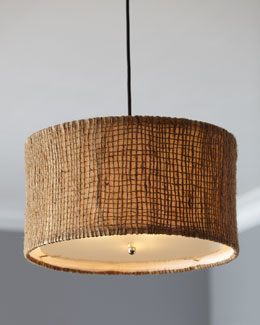 "Large ""Bureston"" Pendant Light"
