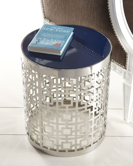 "Jonathan Adler ""Nixon"" Side Table"
