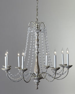 "VISUAL COMFORT ""Flanders"" Chandelier"