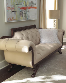 "Old Hickory Tannery ""Avenue"" Sofa"