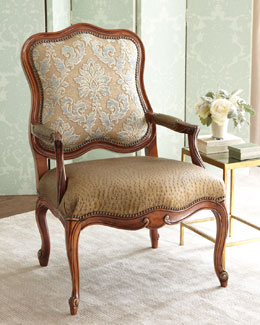 "Massoud ""Claridge"" Chair"