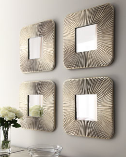 """Sunray"" Wall Decor"