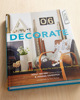 """Decorate"" Book"