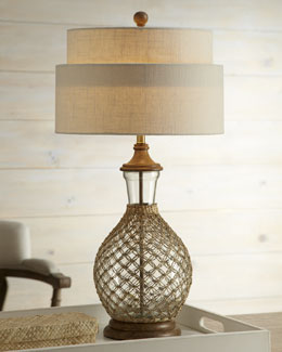 Sawgrass Table Lamp