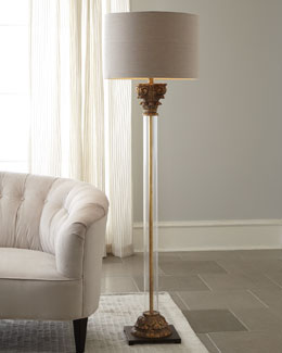 "Regina-Andrew Design ""Capital"" Floor Lamp"