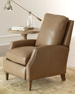 """Eldwin"" Leather Recliner"