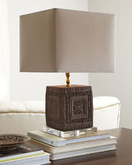 "Regina-Andrew Design ""Artifact"" Mini Lamp"