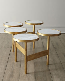 """Circles"" Coffee Table"