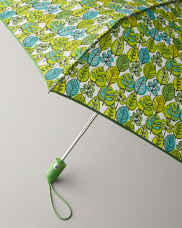 "Vera Bradley ""Lime's Up"" Umbrella"