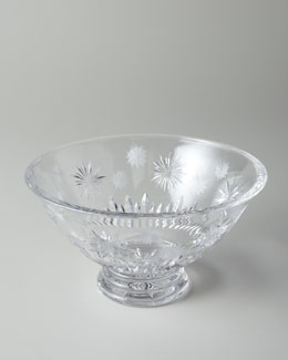 "Waterford ""Snowflake Wishes"" Bowl"