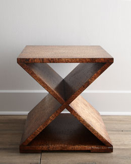 "John-Richard Collection ""Tamara"" Side Table"