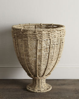 Jamie Young Urn-Shaped Basket