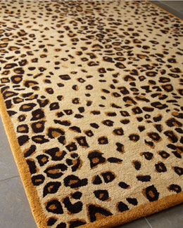 "Martha Stewart by Safavieh ""Kalahari"" Animal Print Rug, 5' x 8'"