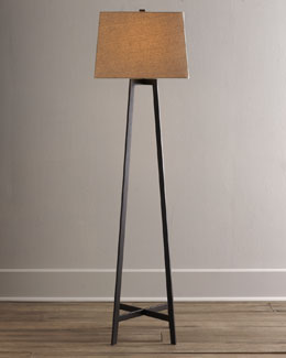 Four-Toe Floor Lamp