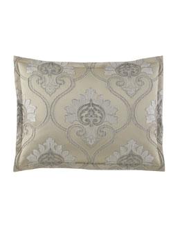 """Jane Wilner Designs Marquess Standard Sham, 20"""" x 26"""""""