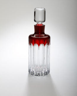 "Waterford ""Mixology"" Talon Red Decanter"