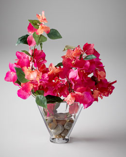 "John-Richard Collection ""Vivacious Bougainvillea"" Floral Arrangement"