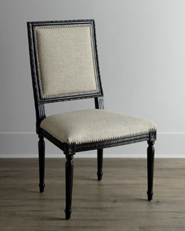"Massoud ""Amiyah"" Side Chair"