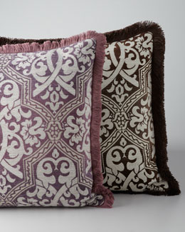 """Nord Filigree"" Accent Pillow"