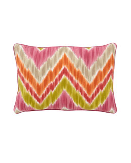 "Legacy Home Zigzag Pillow, 14"" x 20"""