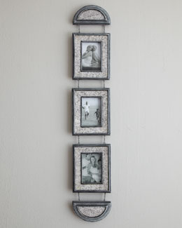 Janice Minor Eggshell Photo Frame