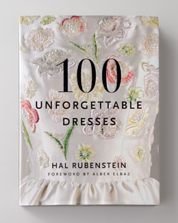 """100 Unforgettable Dresses"" Book"