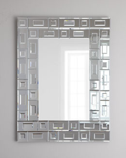 "ELK LIGHTING ""Vance"" Geometric Wall Mirror"