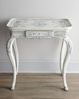 "Florence de Dampierre ""Babette"" Side Table"