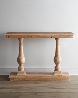 """Spring Creek"" Console Table"